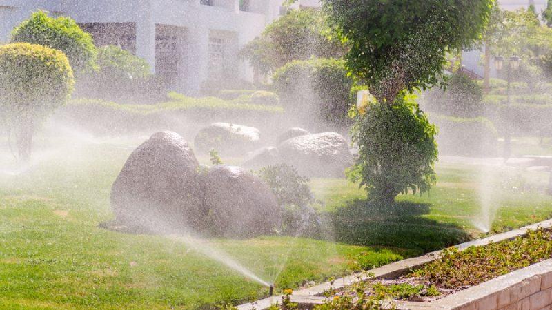 Gondoskodjon a növények vízellátásáról korszerű öntözőrendszerrel!